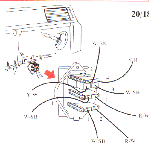 1998 s90 blower replace when replacing blower resistor mitsubishi starion wiring diagram