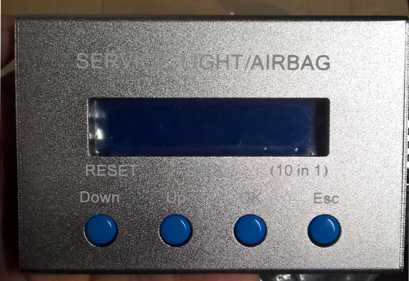 The Chinese Volvo AIRBAG and SERVICE reset tool    - Volvo Forums