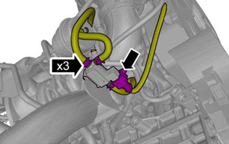 volvo v50 t5 turbo pipes