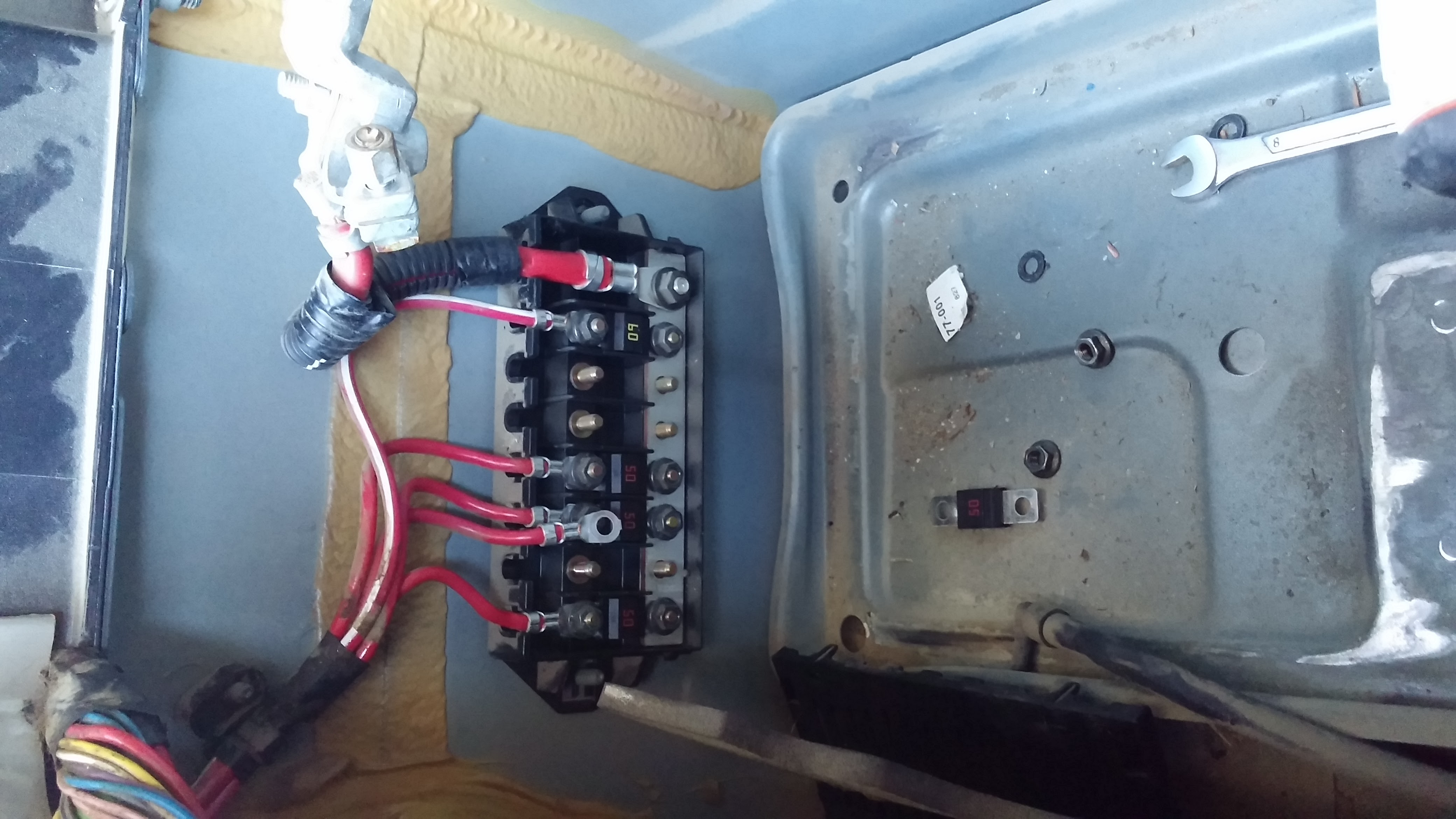 05 V70 P2 Multiple Fuse Box Location  Troubleshooting