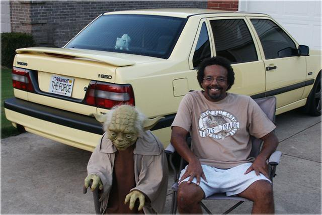 RSPI, Yoda and a Cream Yellow T-5R