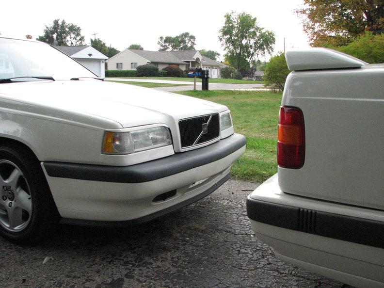 Rear Spoiler Volvo 850 Forums