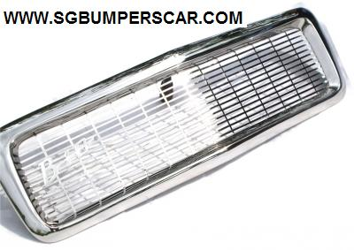New Radiator Grille Stainless Steel Bumper for Volvo PV 544