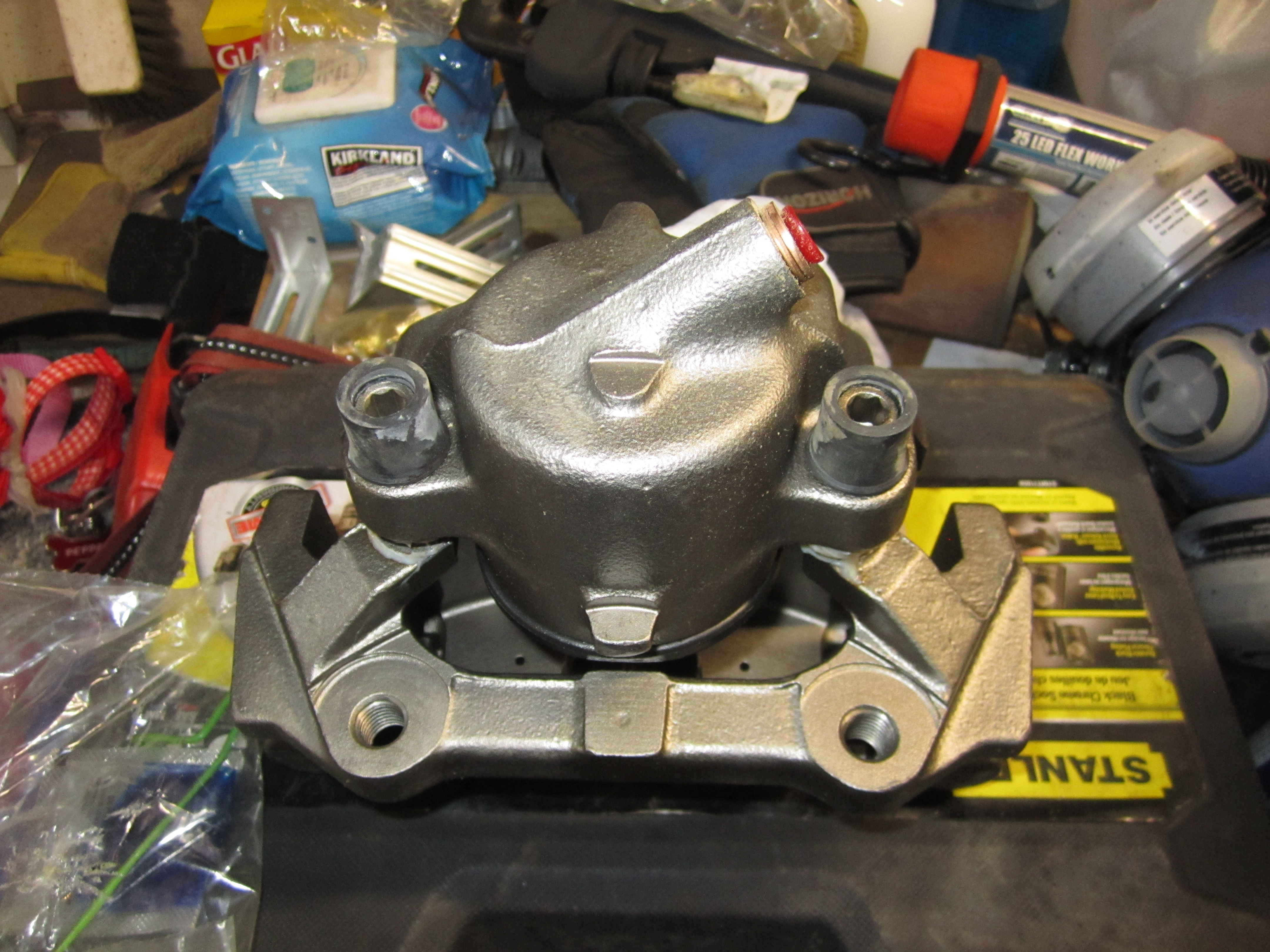 Re: Perfect stop remanufactured brake calipers  Don't buy