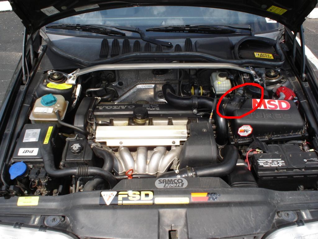 Same Engine  Different Bosch Mafs