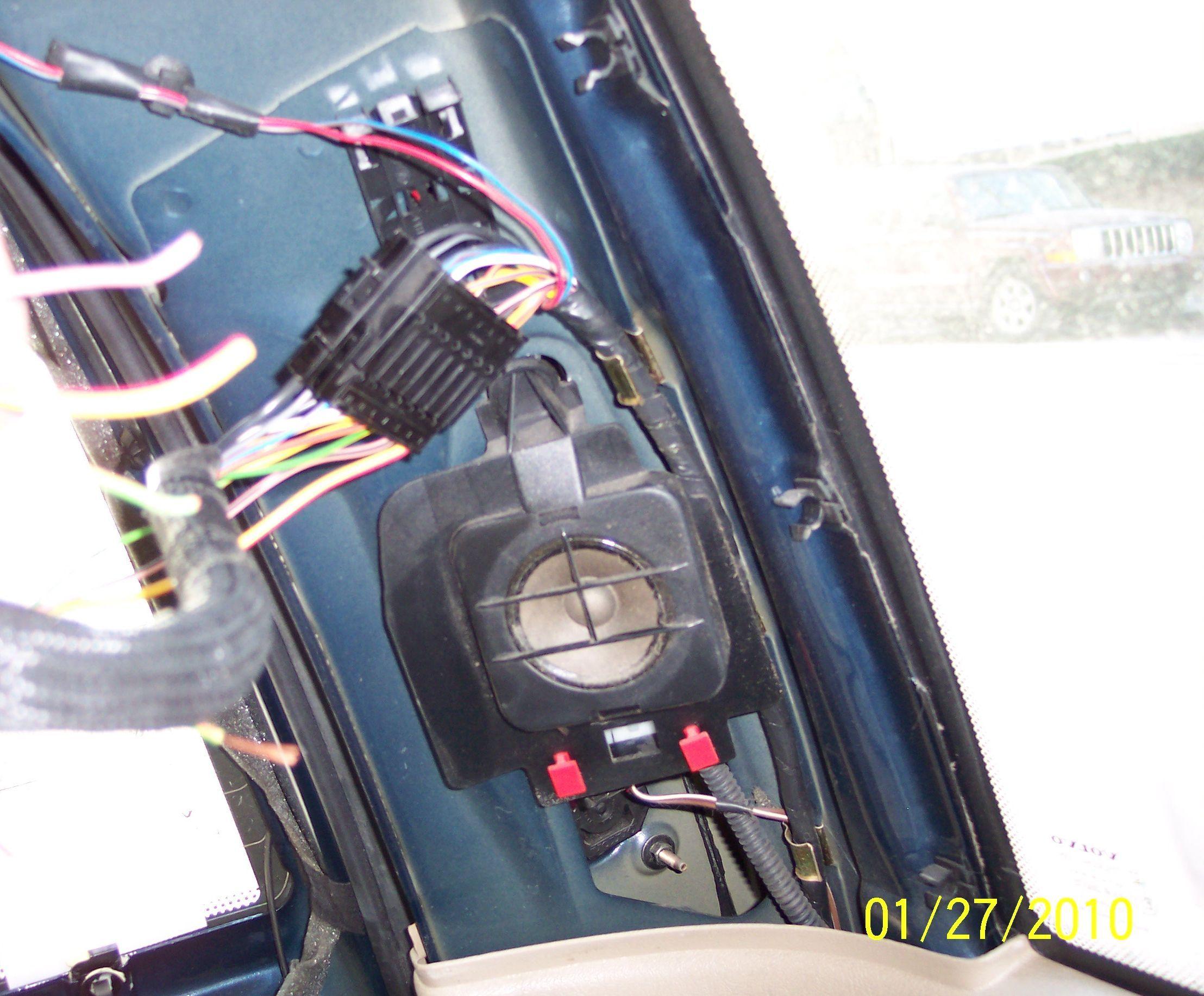1997 850 rear wiper wiring break repair 019 croppedg sciox Gallery