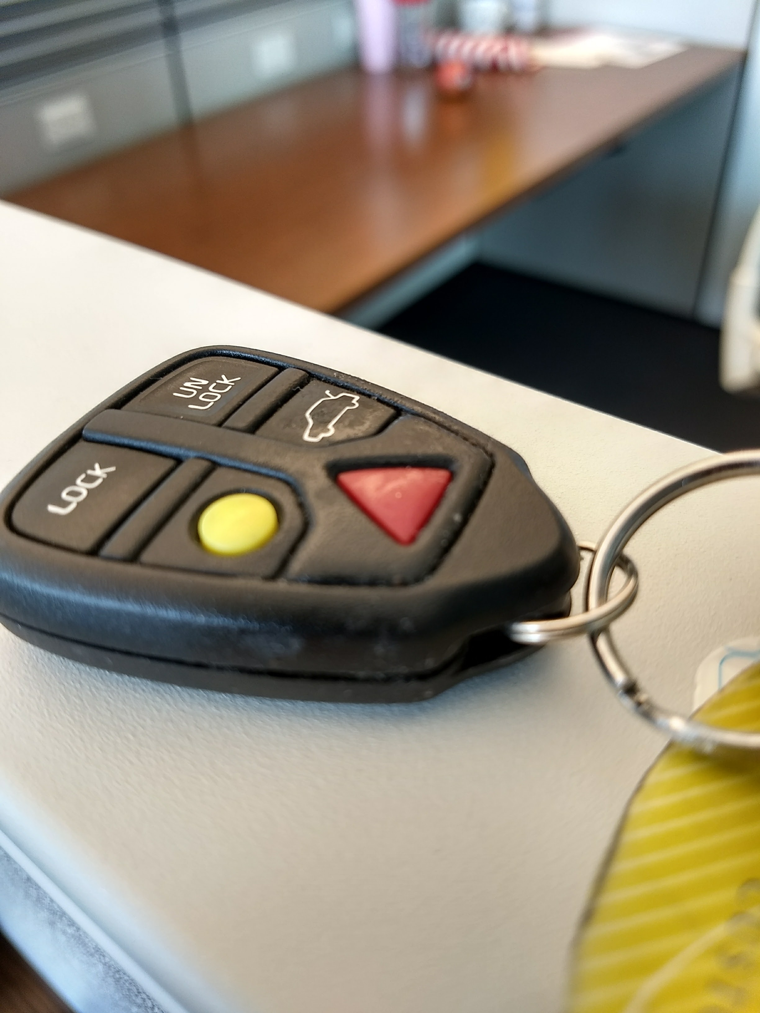 how to fix a key fob