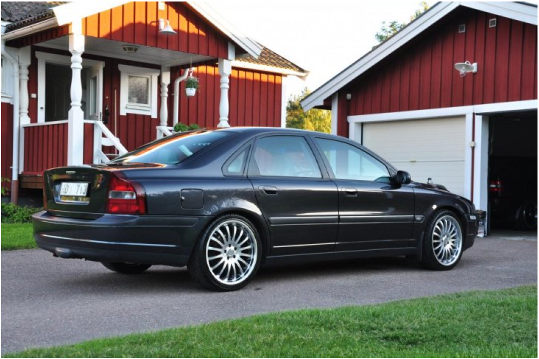 Requesting advice for installing lowering springs on 2002 S60