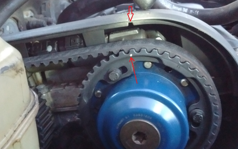 XC90 2 5T Timing Belt, Water Pump, Serpentine Belt DIY