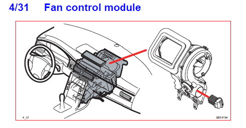 xc blower motor failure page  volvo forums
