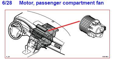 XC60 blower motor failure - Volvo Forums