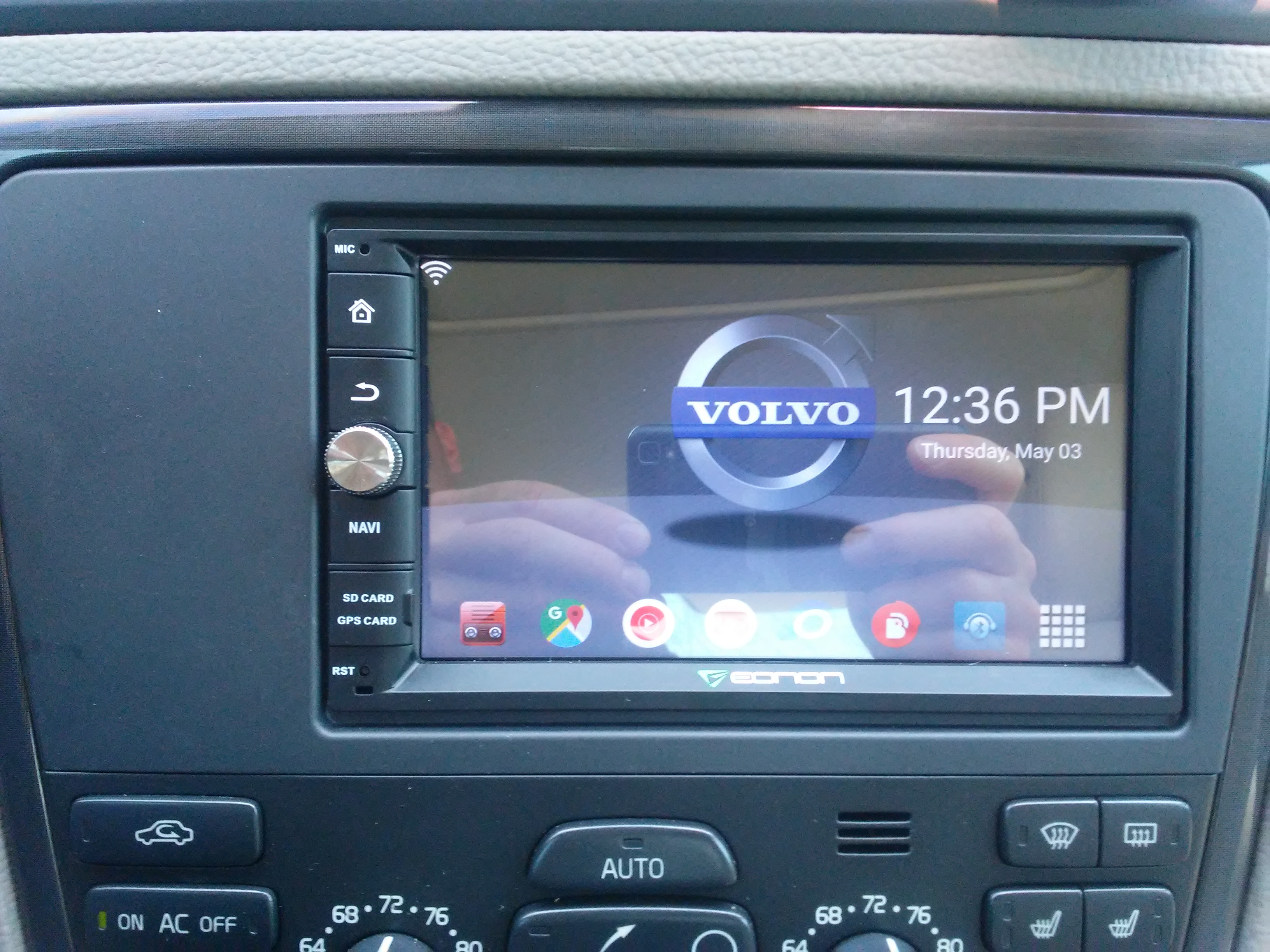 Android Head Unit And Custom Launcher - Volvo Forums