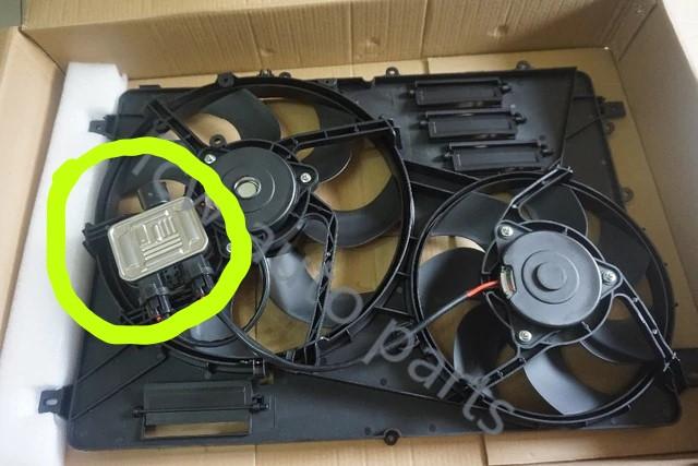 Radiator Cooling Fan Won't Turn Off (2010 Volvo XC60 T6