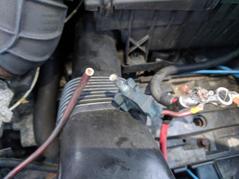 volvo 240 alternator wiring no start  no crank  no click engine ground failure  no start  no crank  no click engine