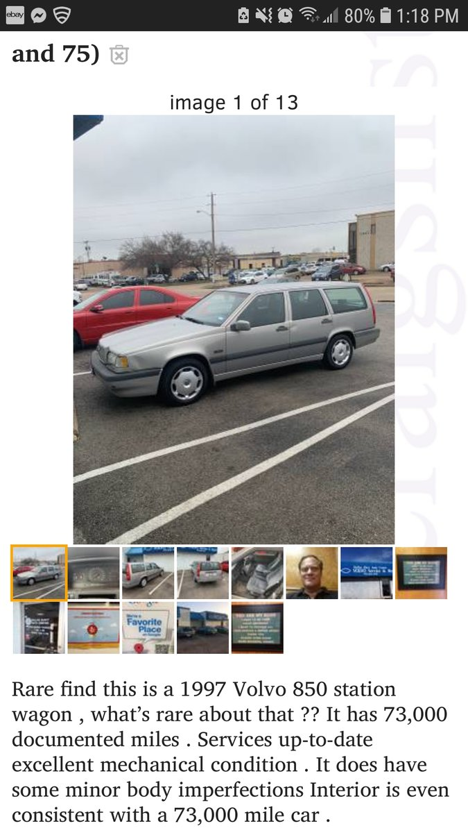 Volvo Findings! (What have you found on Craigslist?) - Page 15