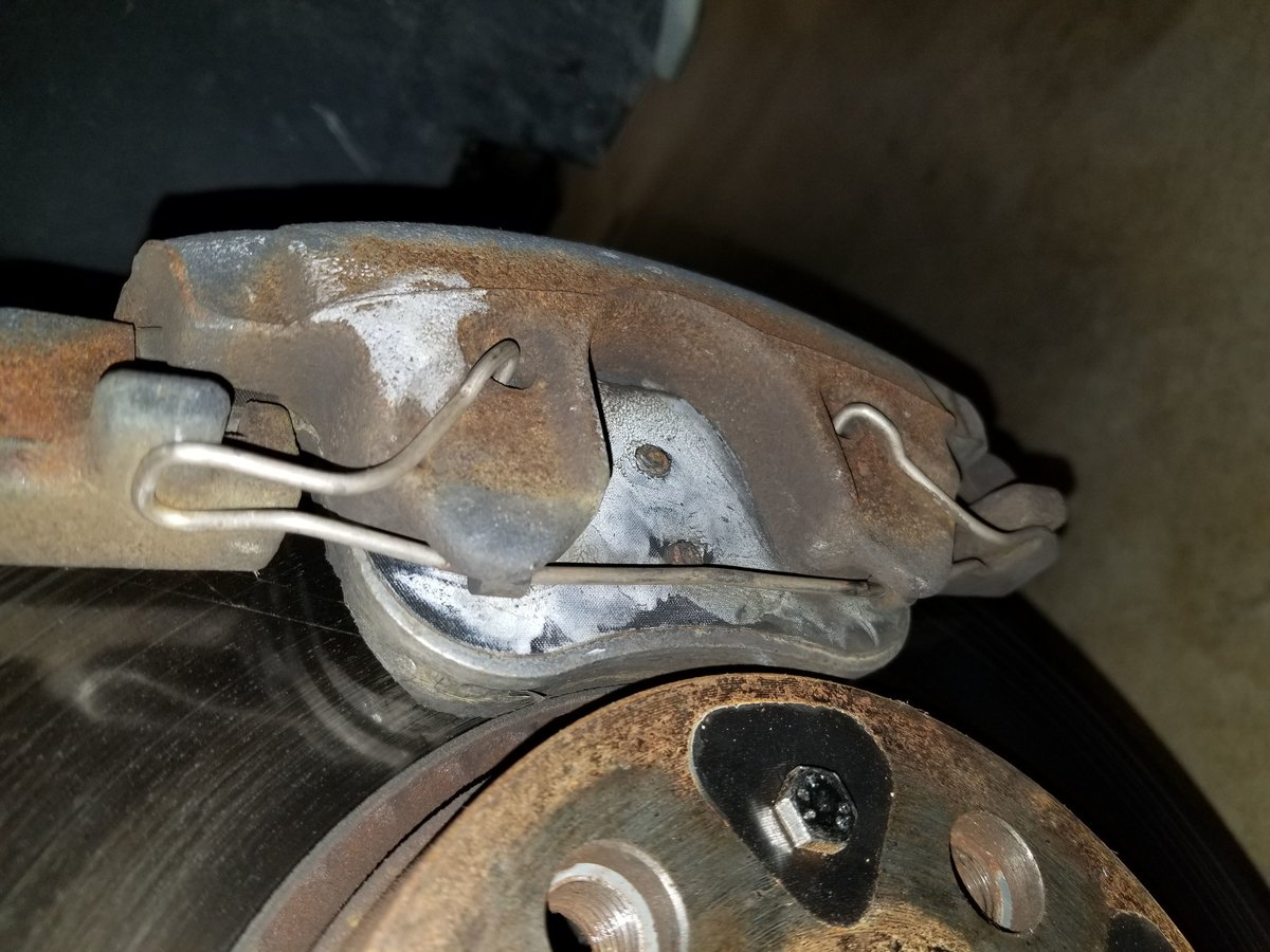 Excessive Brake pedal travel before