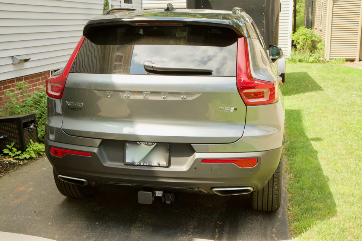 Trailer Hitch recommendations? - Volvo Forums