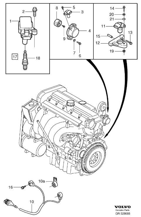 Camshaft Position Sensor Location