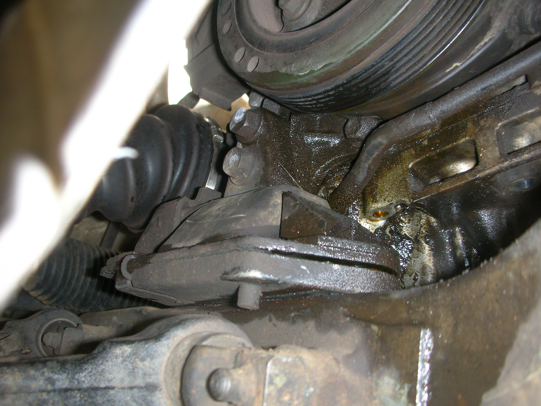 Diy  Oil Pan  Sump O-ring Replacement 2000 Xc