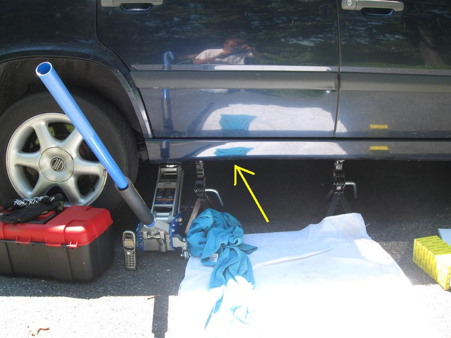 Fuel Filter Replacement Diy