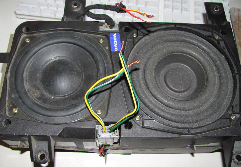 Amplifier - How Volvo adds it 9452029 - Volvo Forums