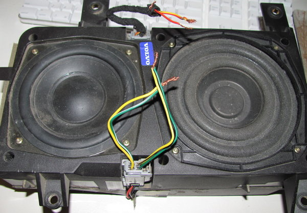 Volvo S40 Amp Wiring Diagram : Amplifier how volvo adds it