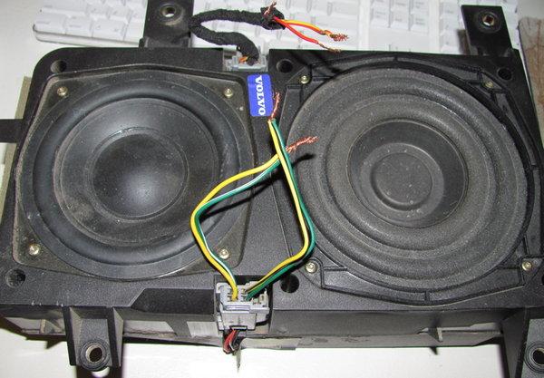 Volvo S40 Speaker Wiring Diagram : Amplifier how volvo adds it