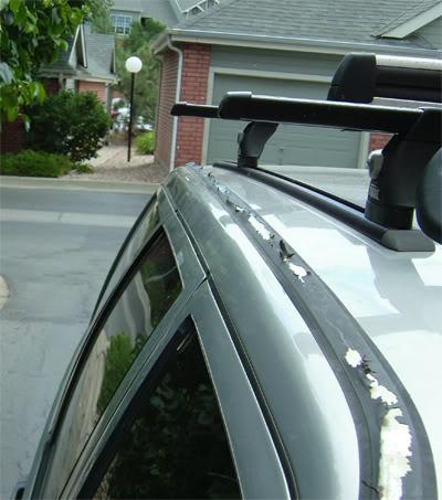 850 And V70 Wagon Roof Trim