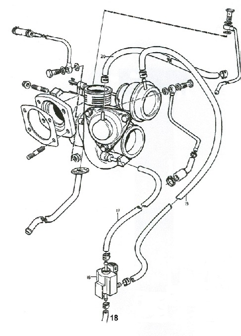 98 v70 Boost control, MAF, and Turbo hose ID's