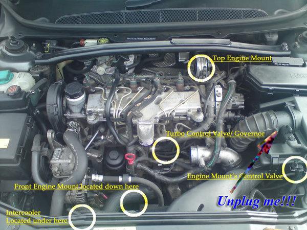 File on 2001 Volvo S40 Turbo