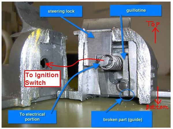Ignition/Lock Cylinder Replacement Tutorial - Page 3