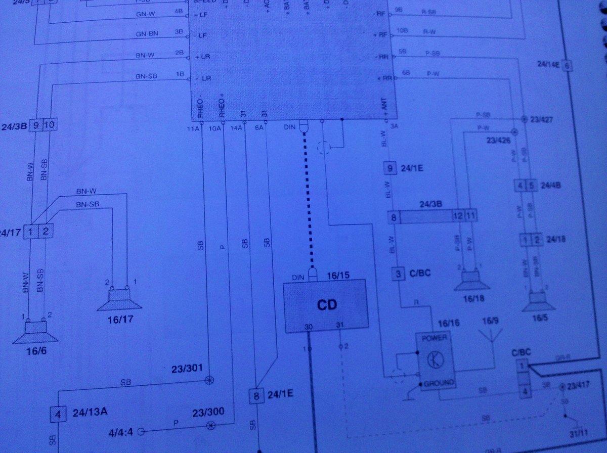 Stock Antenna Down Switch On 850 Volvo Wiring Schematic 780 2013 Img 20110214 150957 Radio