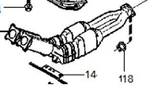 2002 S80 T6- Catalytic Converter(s)!!!! HELP PLEASE!!!!!!!