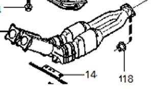 2002 S80 T6- Catalytic Converter(s)!!!! HELP PLEASE!!!!!!!