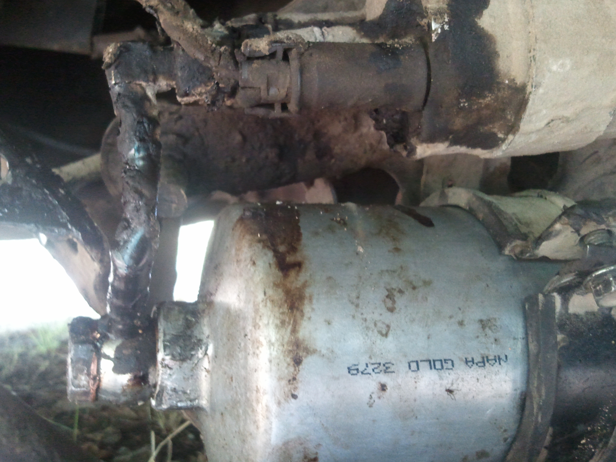 89 740 Fuel Filter/Pump - Volvo Forum + help for owners | Volvo 240 Fuel Filter Location |  | Matthews Volvo Site