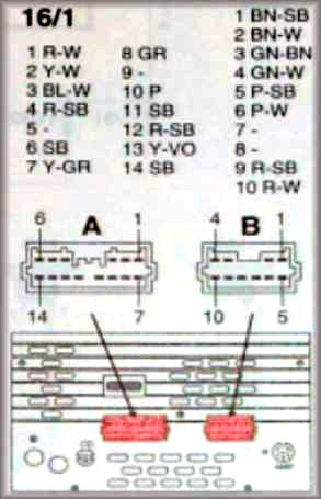 Breakout cable to add an Amp to P80 cars - audio centipede | Volvo Sc 816 Wiring Diagram |  | Matthews Volvo Site