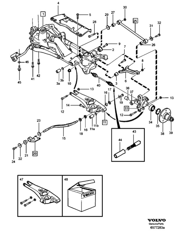 1998 awd rear trailing arm 2004 volvo s40 engine diagram 2004 volvo s80 timing belt wiring  at panicattacktreatment.co