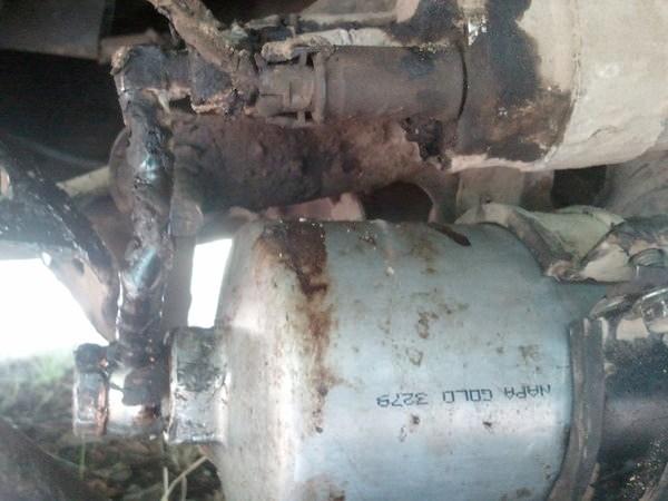 740 fuel filter