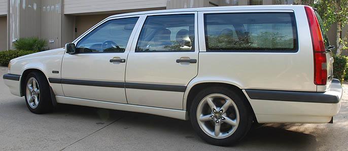 Dsc on 1996 Volvo 850 Turbo Wagon