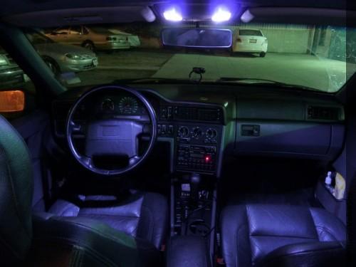 Interior LED Lights Upgrade  DIY tutorial