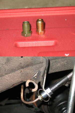 how to flare brake lines DIY