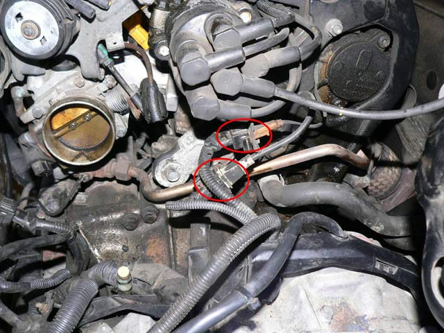 1995 Volvo 850 Auto Engine And Transmission Removal