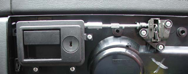 Fix Broken Door Handle Repairing A Toyota Matrix Door