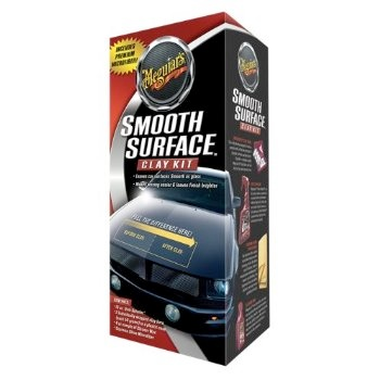 Meguiar's G1016 Smooth Surface Clay Kit for great looking paint