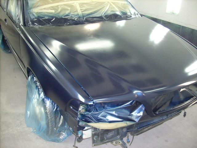 Volvo S70 Paint Restoration Photos