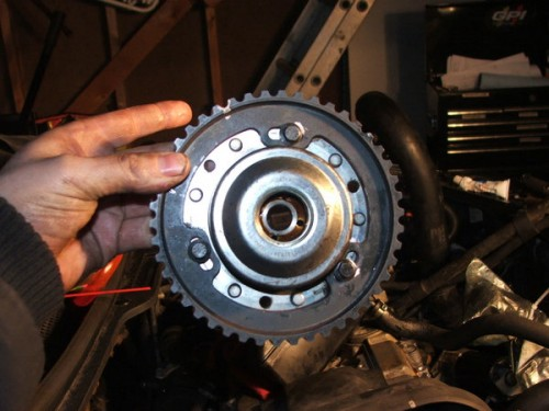 S80 Timing Gear