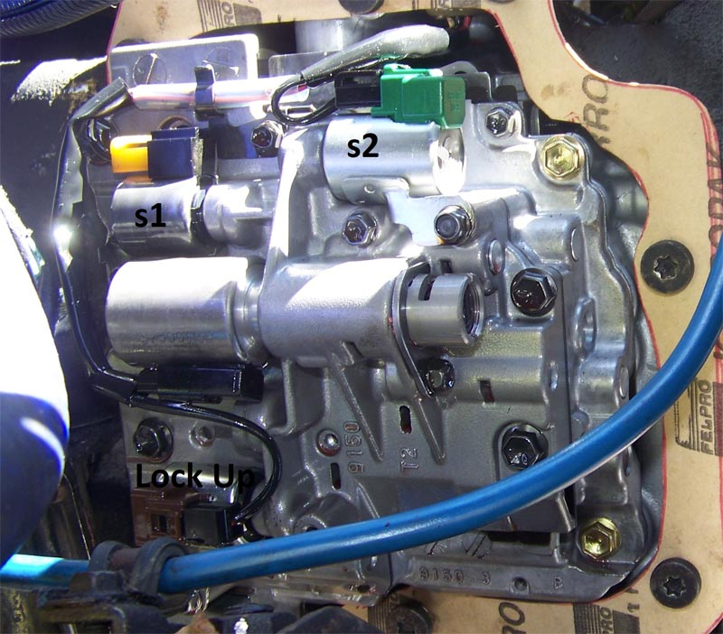 All About Volvo 850 S70 And V70 Transmission