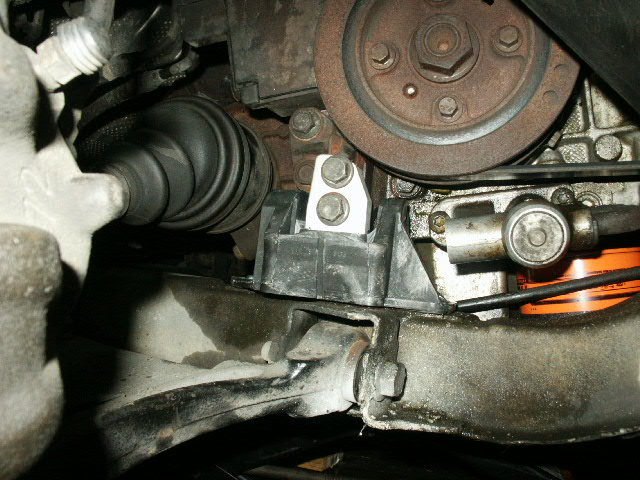 How To Replace Volvo Lower Motor Mount Matthews Volvo Site