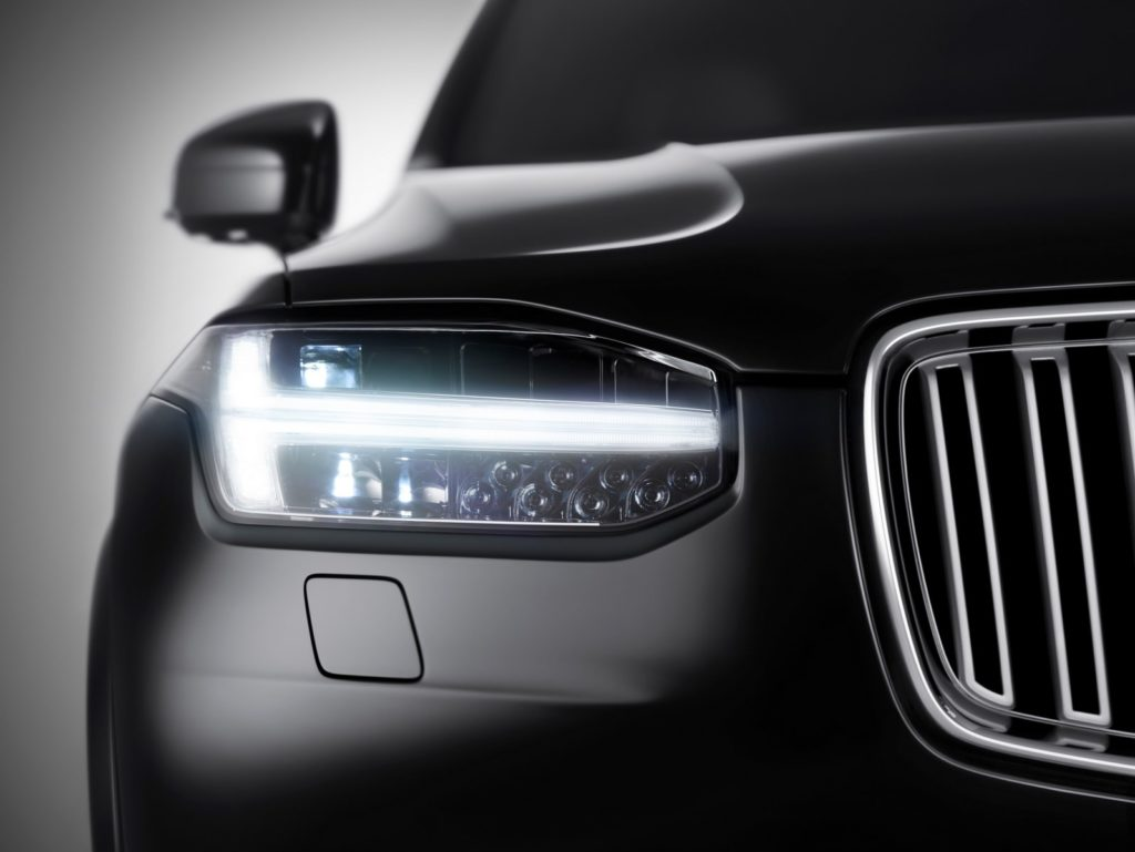 volvo lights