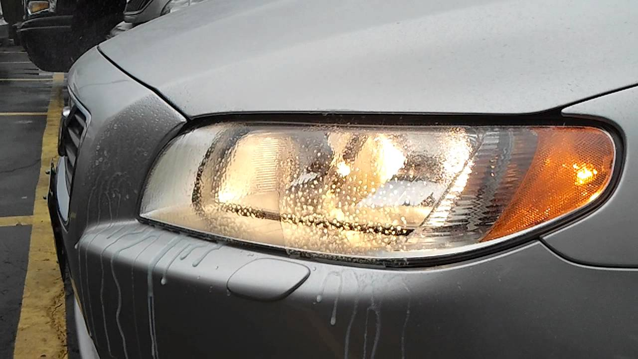 volvo headlights